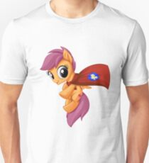 Scootaloo Caped Crusader Unisex T-Shirt