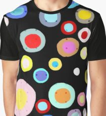 Meadow Black Summer  Graphic T-Shirt