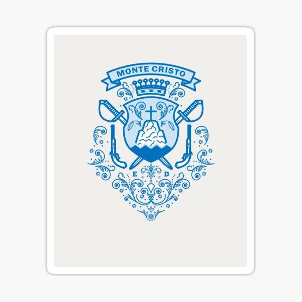 Count of Monte Cristo Sticker