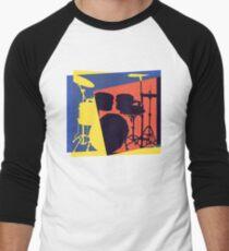 Drum Set Pop Art T-Shirt