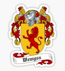 Wemyss Sticker