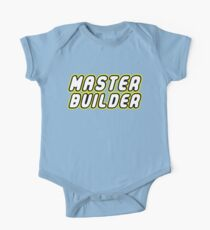 MASTER BUILDER One Piece - Short Sleeve