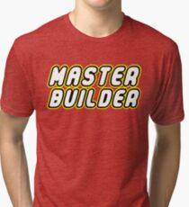 Camiseta de tejido mixto MAESTRO CONSTRUCTOR