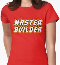 MASTER BUILDER Women's Fitted T-Shirt
