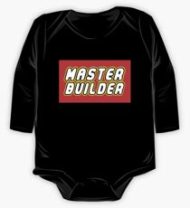 MASTER BUILDER One Piece - Long Sleeve