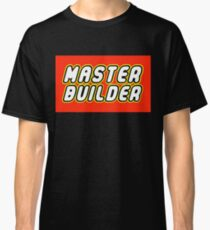 MASTER BUILDER Classic T-Shirt