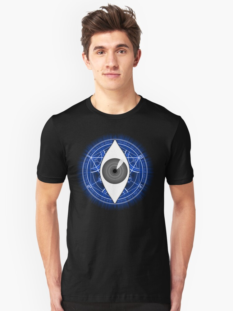 Fullmetal Alchemist Eye of Truth Unisex T-Shirt Front