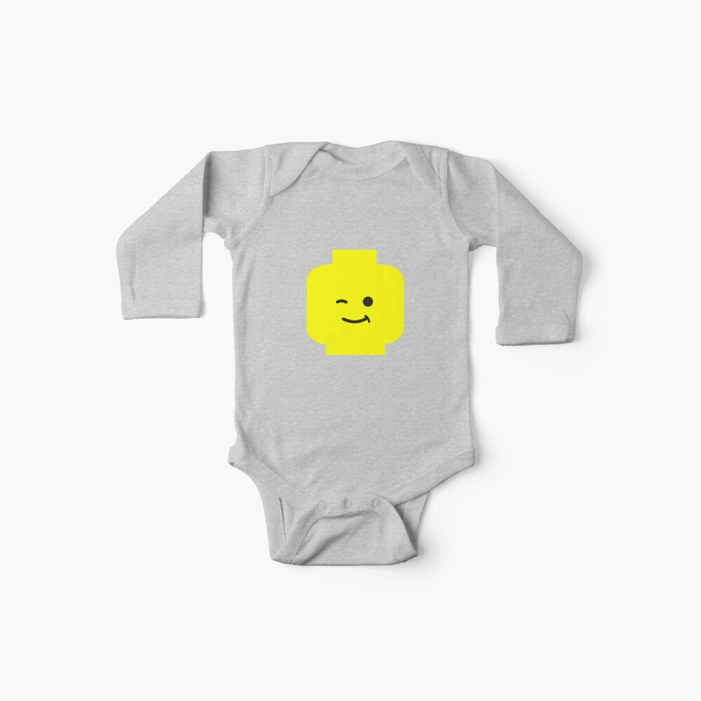 Minifig Zwinkerkopf Baby Bodys
