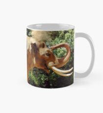 Asian Elephant at Berlin Zoo Mug