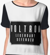 voltron: legendary defender Women's Chiffon Top