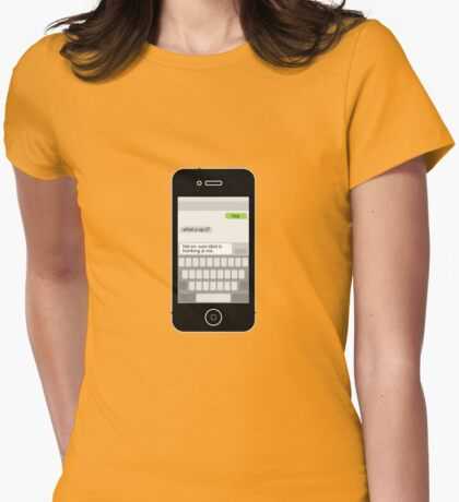 Death by Texting iPhone Edition T-Shirt