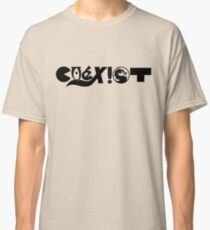 COEXIST - Gamer Edition Classic T-Shirt