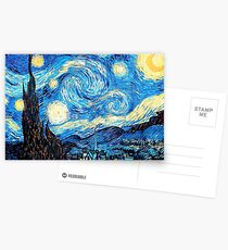 starry night  Postcards