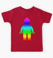Minifig [Large Rainbow 1]  Kids Clothes
