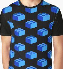 2 X 2 BRICK Graphic T-Shirt
