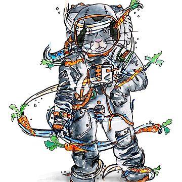 Space Bunny de Elvedee