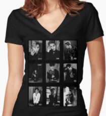 EXO - Lotto Women's Fitted V-Neck T-Shirt