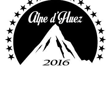 Alpe d'Huez 2016 by sher00