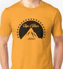 Alpe d'Huez 2016 Unisex T-Shirt