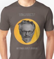 Trotsky Is The New Jesus T-Shirt
