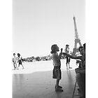 Eiffel Tower. Paris. France. Ice Cream ® by creative-bubble