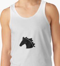 Dark Horse  Tank Top