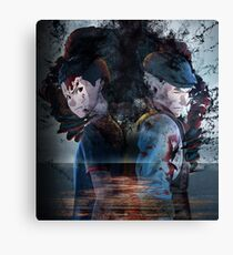 AJIN FAN [ULTIMATE POSTER] Canvas Print