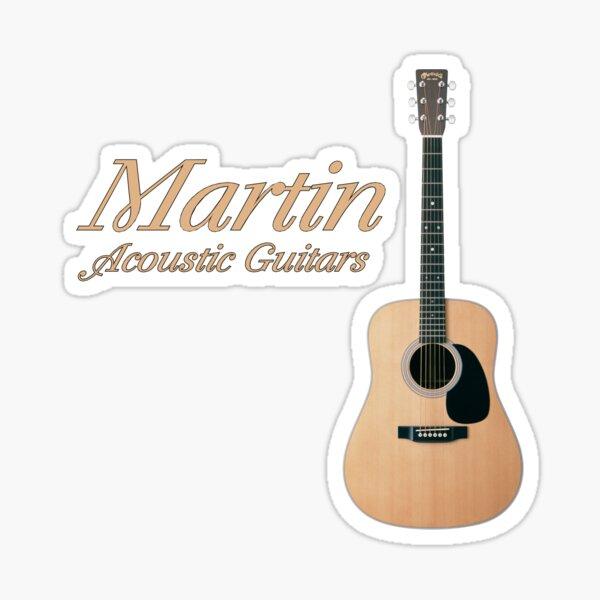 Martin Guitars 2 Sticker Set......