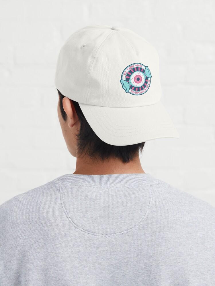 Alternate view of Eye Candy Badge Cap