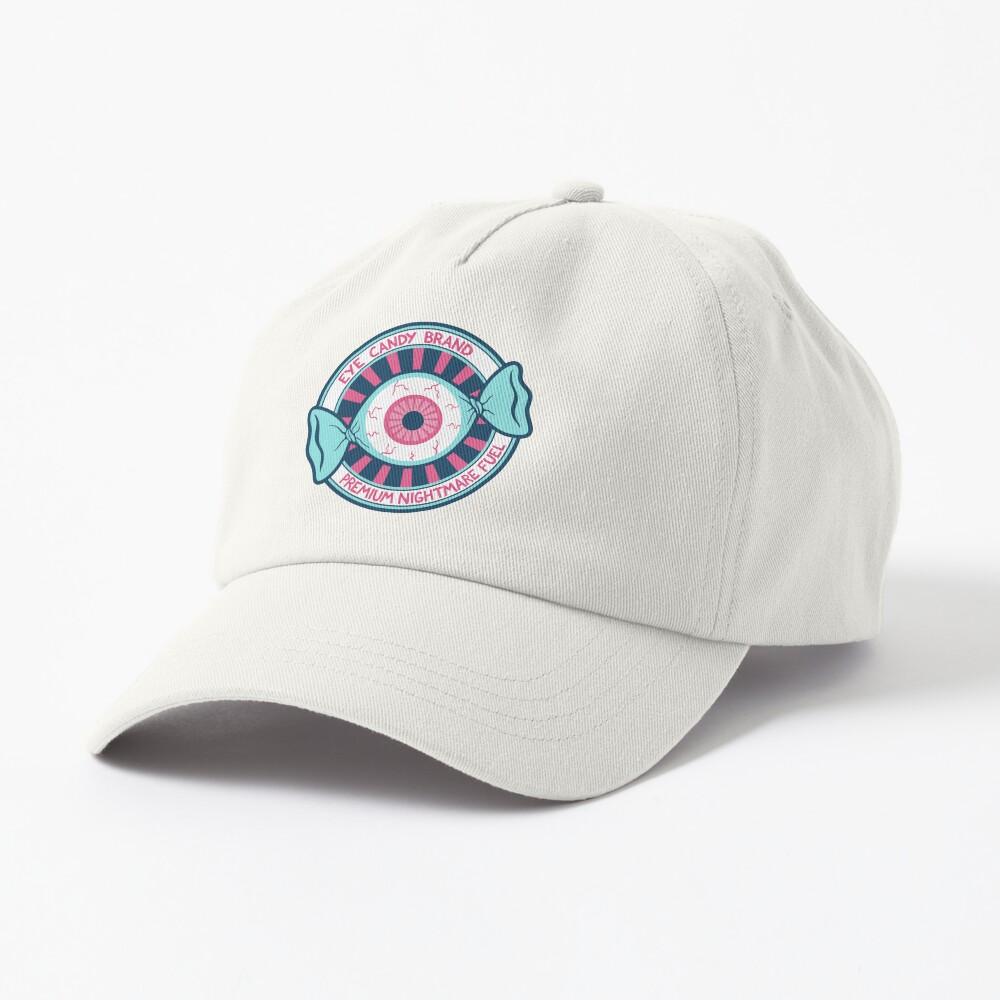 Eye Candy Badge Cap