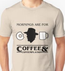 Stranger Things : Coffee & Contemplation T-Shirt
