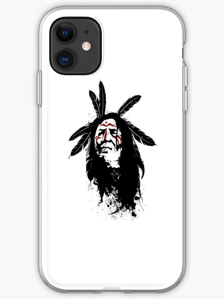 coque iphone 8 guerrier