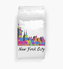 Funda nórdica New York City, New York Skyline