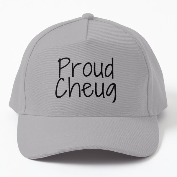Proud Cheug Baseball Cap