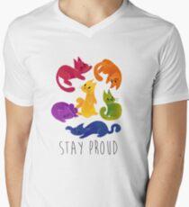 LGBT+ PRIDE CATS T-Shirt