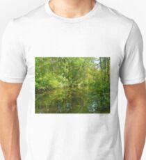 Creek At Whitesbog - Browns Mills - New Jersey - USA Unisex T-Shirt