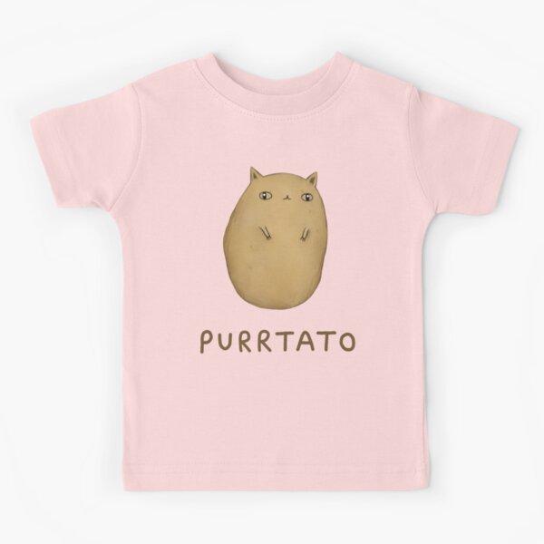 Purrtato Kids T-Shirt