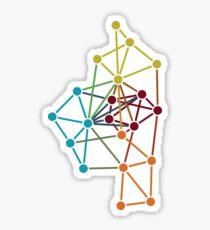 Modular network Sticker