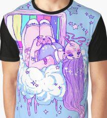 Traumwolke Grafik T-Shirt