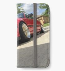 Slammed Honda iPhone Wallet/Case/Skin