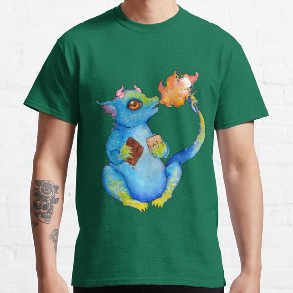 S'more Dragon Classic T-Shirt