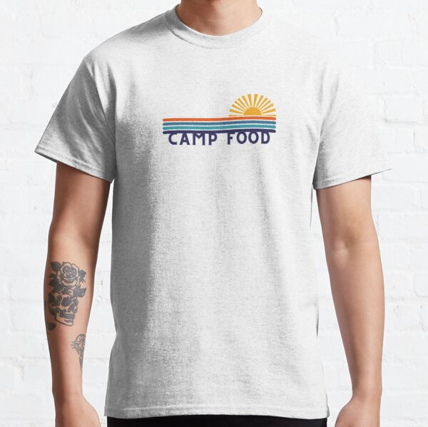 Camp Food Classic T-Shirt