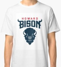 Howard University Bison Classic T-Shirt