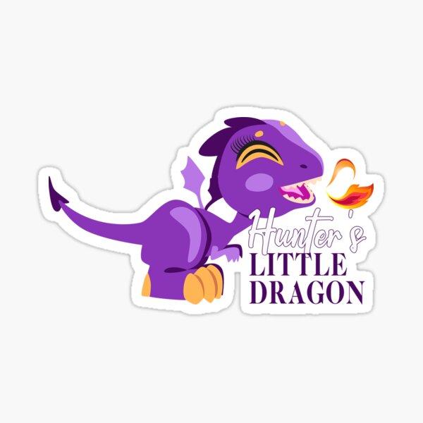 Age of Ava - Hunter's Little Dragon Sticker
