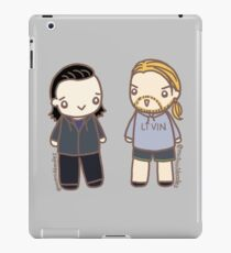 Tom & Chris  iPad Case/Skin