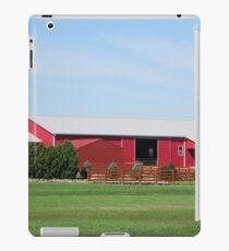 Rural Redlines iPad Case/Skin