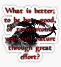 Paarthurnax Wisdom Sticker