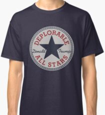 Deplorable All Stars Classic T-Shirt