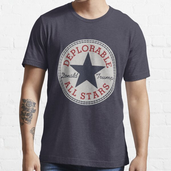Deplorable All Stars Essential T-Shirt