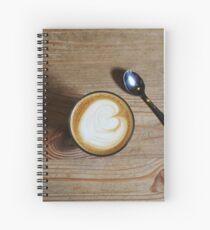 love cofee Spiral Notebook